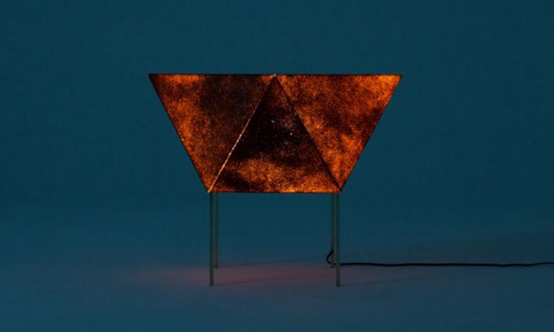 Sabi Washi Lamp