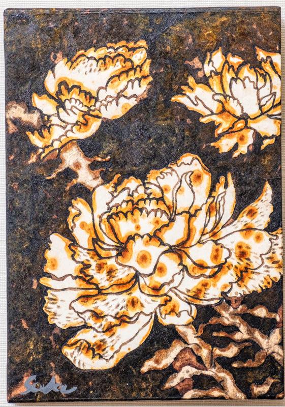 Dead flowers / Jakuchu
