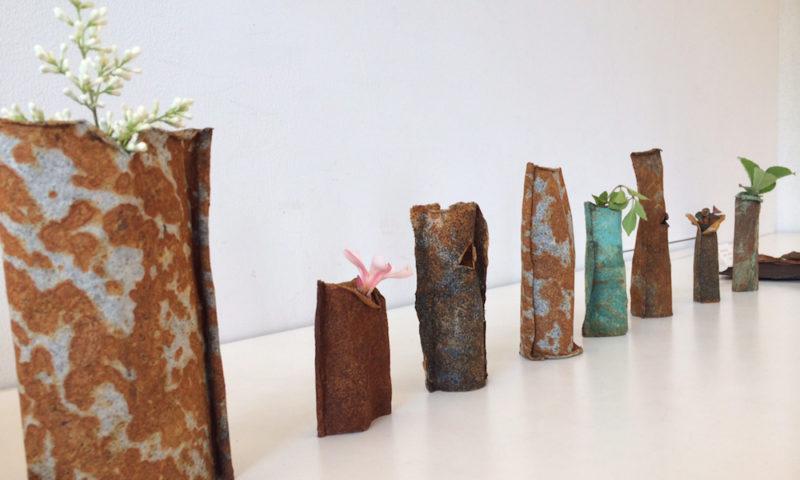 Sabiwashi Small vase